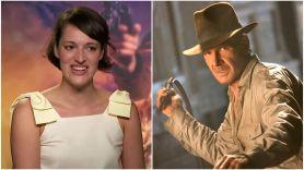 Indiana Jones 5 Casts Phoebe Waller-Bridge