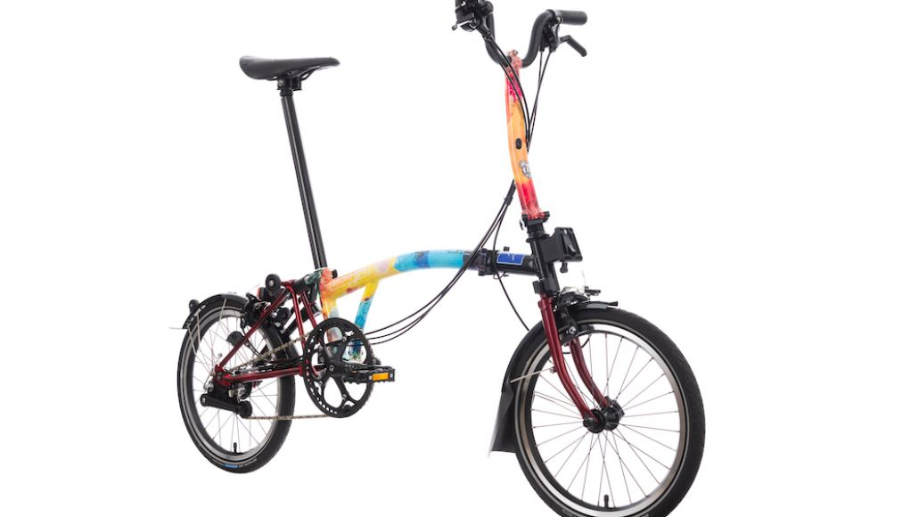 Radiohead, Foo Fighters, LCD Soundsystem, Phoebe Bridgers Design Bikes for Charity