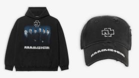 Rammstein Luxury Merch Line