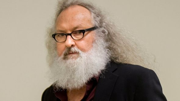 Randy Quaid governor California office politics political, photo by Peter McCabe/The Canadian Press