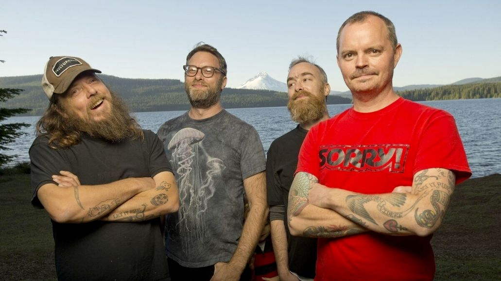 Red Fang new song Funeral Coach