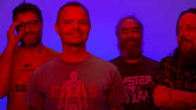 Red Fang new album Arrows