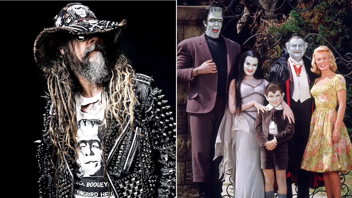 Rob Zombie Confirms He Is Directing The Munsters Movie
