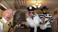 Robert Fripp Toyah Sidney Jake Judas Priest cover