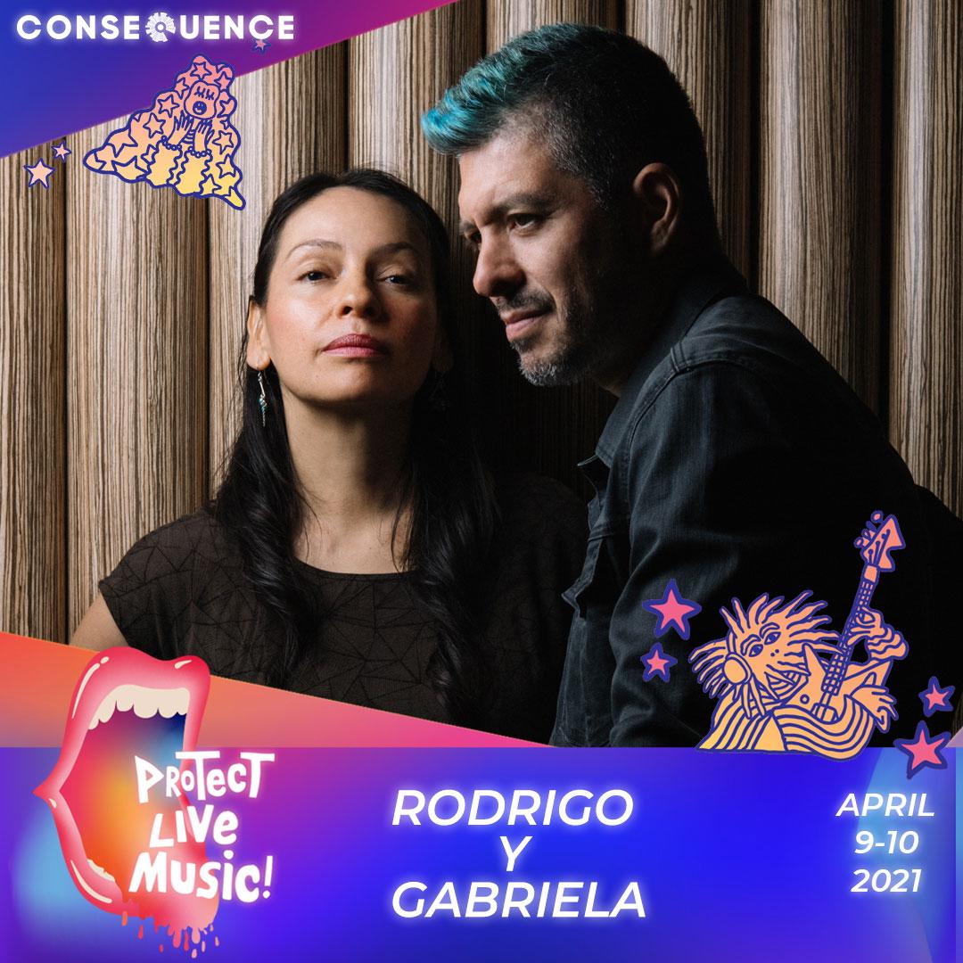 Rodrigo y Gabriela IG Protect Live Music Livestream: Get Your Free Ticket