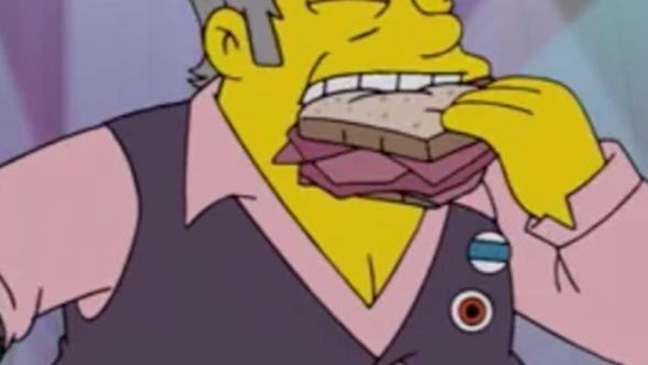 Morrissey Blasts The Simpsons