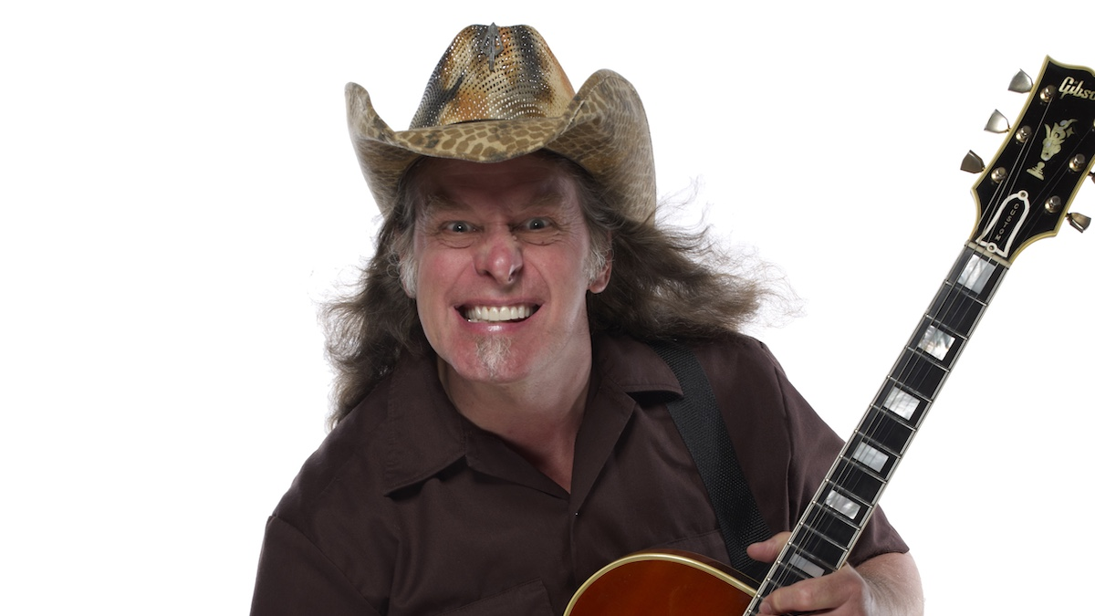 Ted Nugent Wonders Why We Didn't Shut Down for COVID-1 through 18
