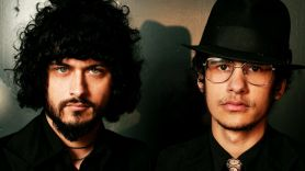 The Mars Volta photo book sneak peek