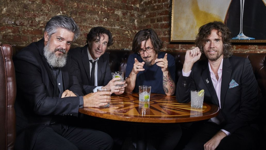 The Mountain Goats Dark in Here new album music Mobile song stream, photo by Jade Wilson