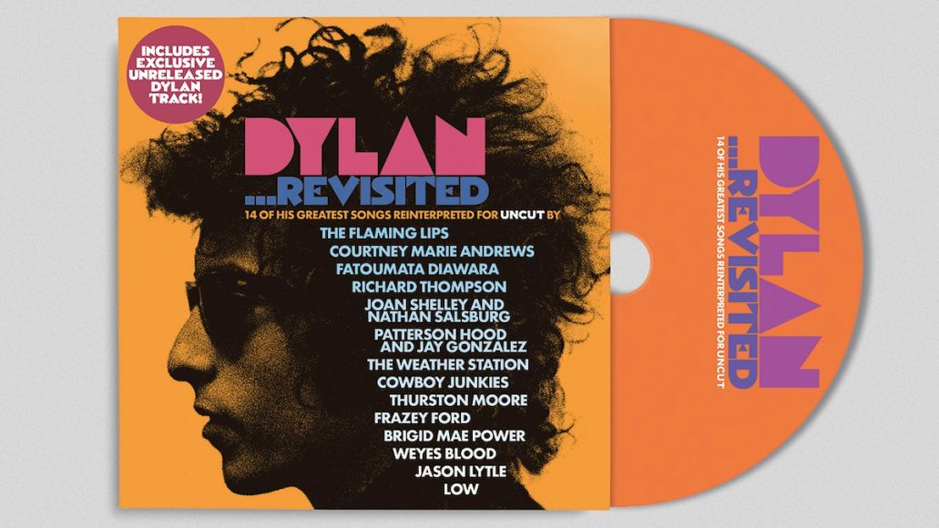 bob dylan revisited uncut magainze cover album flaming lips lay lady lay