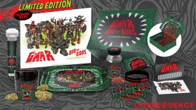bud of gods gwar delta 8 thc cbd collector's box feature