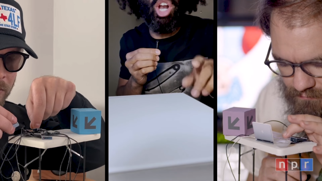 clipping Share Tiny Desk (Home) Performance