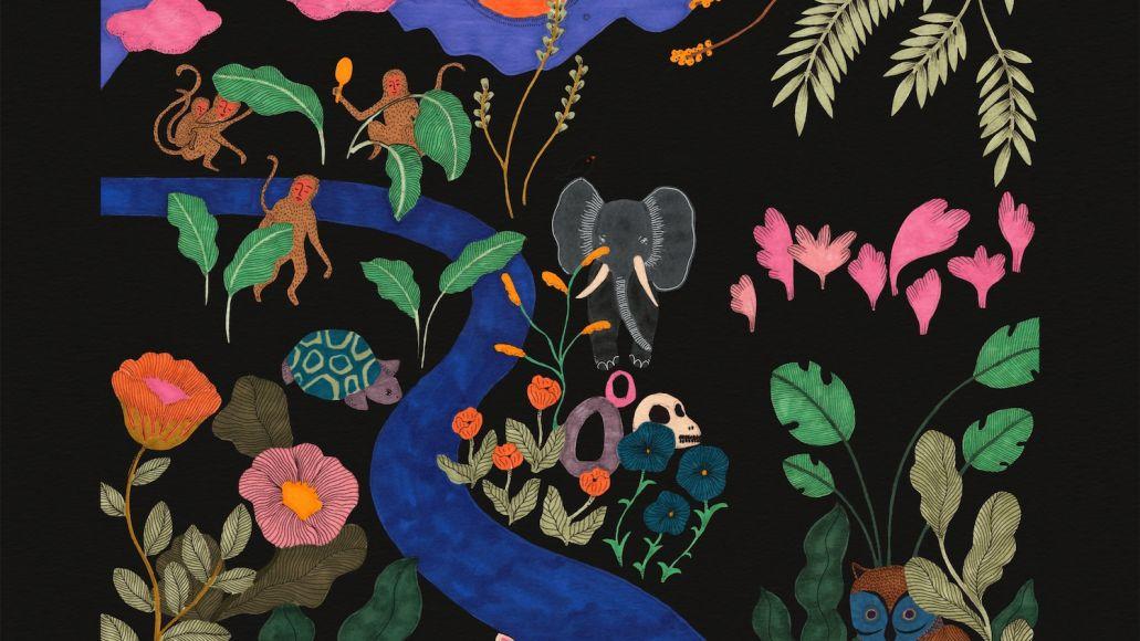 José González visions album Local Valley cover