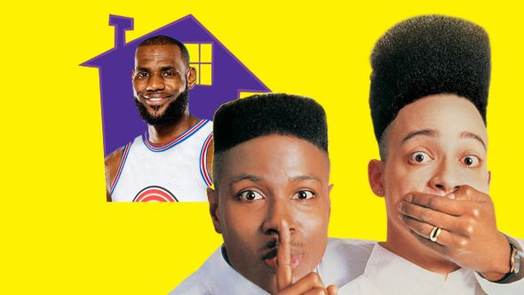 lebron james house party reboot