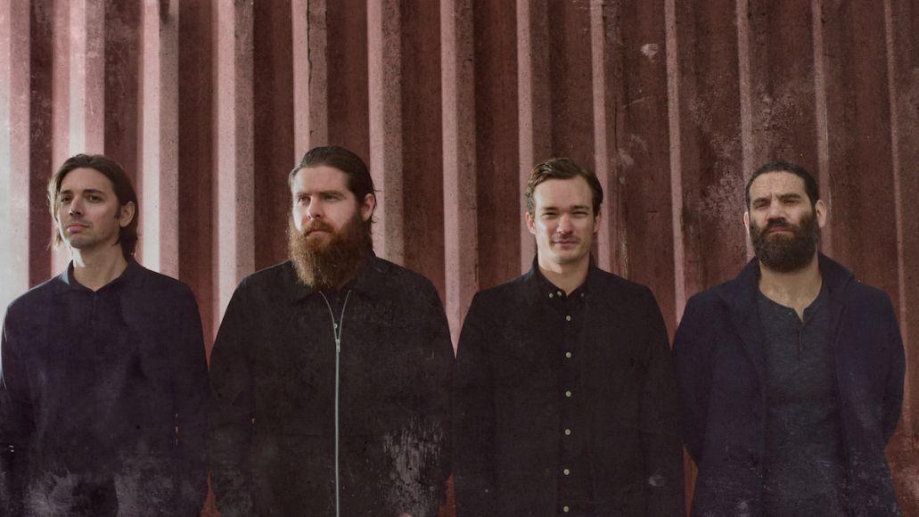 manchester orchestra The Million Masks of God new album release stream