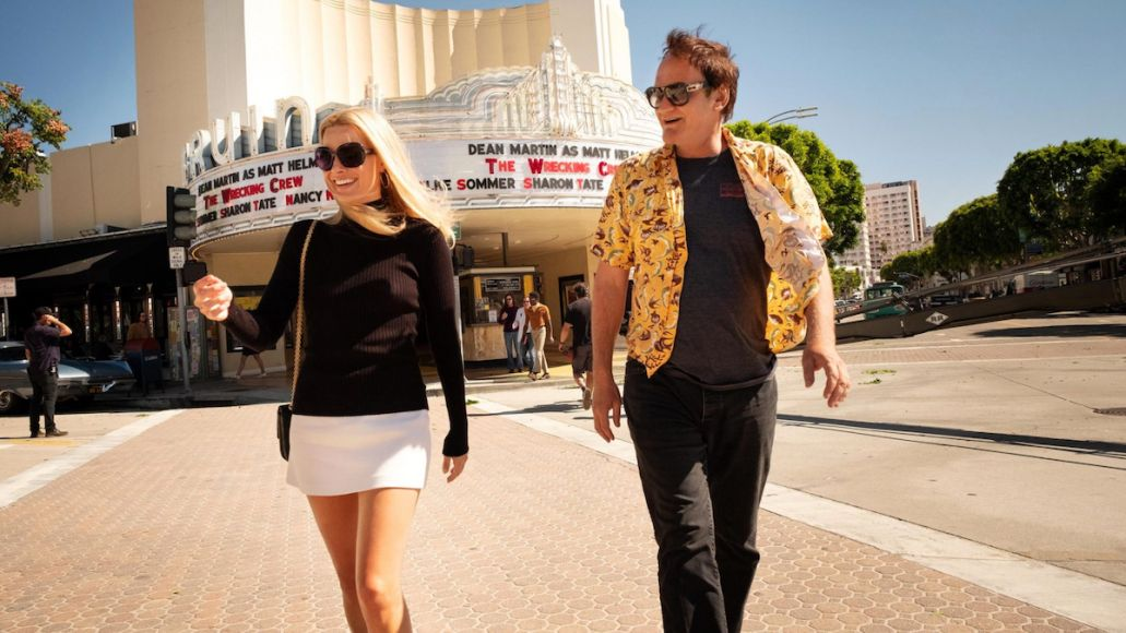 margot robbie quentin tarantino 20 hour once upon a time in hollywood cut