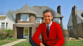 Mr. Rogers' house is for sale
