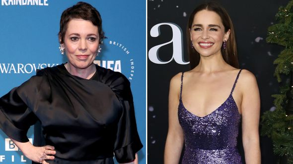 olivia colman emilia clarke marvel disney plus secret invasion