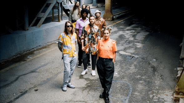 The Armed Ultrapop stream new album record