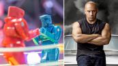 vin diesel rock em sock em robots live action movie Mattel film