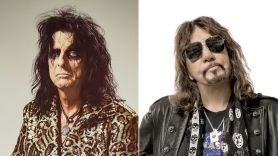 Alice Cooper Ace Frehley tour