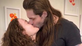 Andrew WK Kat Dennings engaged