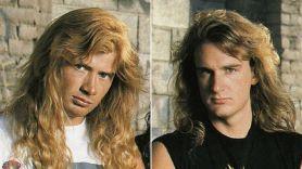Megadeth Timeline Dave Mustaine David Ellefson