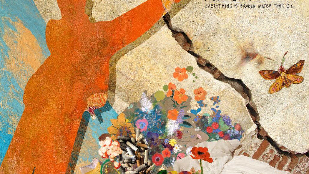 Everything Is Broken, Maybe That's OK by Alex Orange Drink album artwork cover art