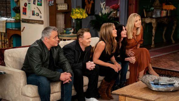 Friends Reunion Special Review