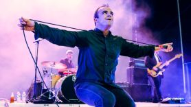Future Islands world tour Calling Out in Space 2021 tickets 2022 live concert, photo by Ben Kaye