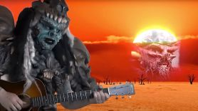 GWAR Release Disc with No Name Unplugged EP