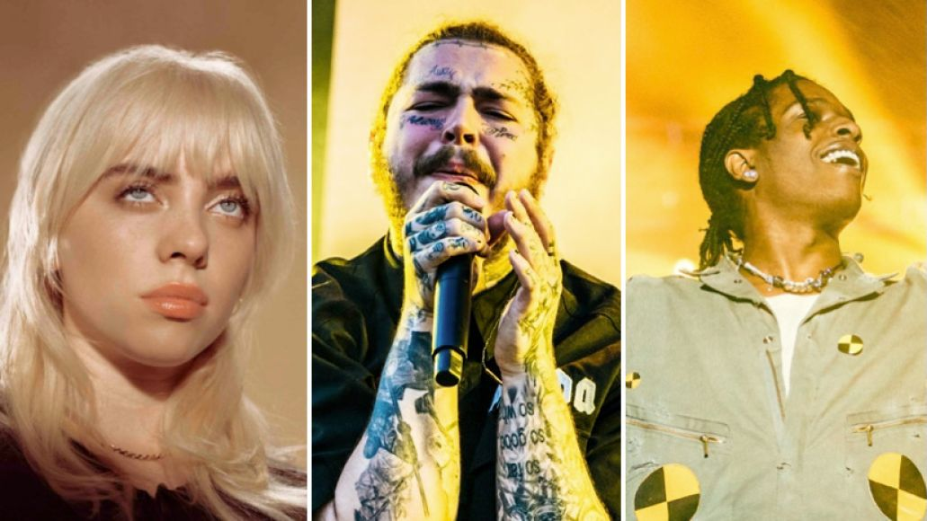 Governors Ball 2021 lineup Billie, Post Malone, ASAP Rocky