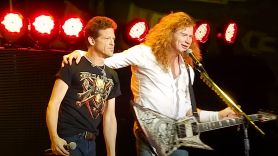 Jason Newsted Not Joining Megadeth