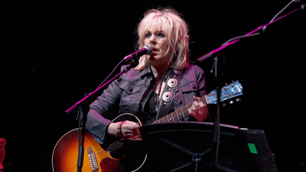 Lucinda Williams stroke health issues alive healthy, photo by WFUV/Gus Philippas