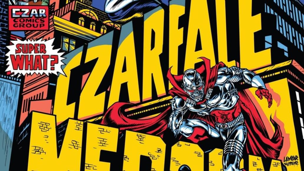 Czarface MF Doom Super What Artwork