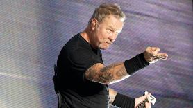 Metallica James Hetfield skeptical vaccine
