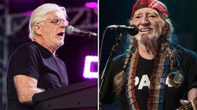 Michael mcDonald Willie Nelson los lobos david hidalgo dreams of the san joaquin bandcamp benefit single charity raices