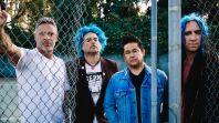 NOFX drop off Punk Rock Bowling
