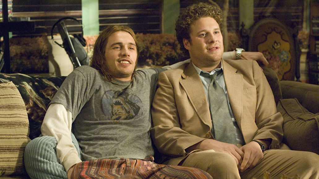 Seth Rogen James Franco work friends real life allegations sexual misconduct Pineapple Express