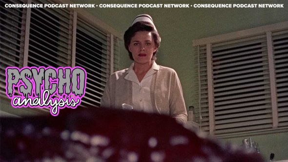 Psycho Analysis The Blob consequence podcast network