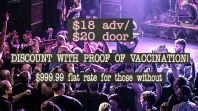 Punk Show Vaccination Ticket Prices Florida