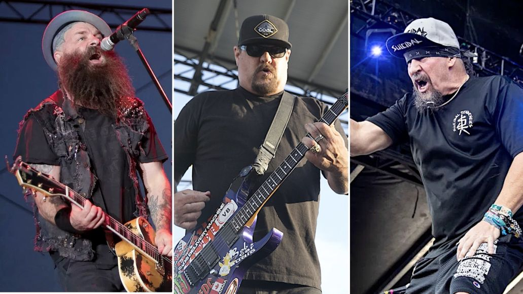 Rancid Pennywise Suidical Tendencies supergroup song