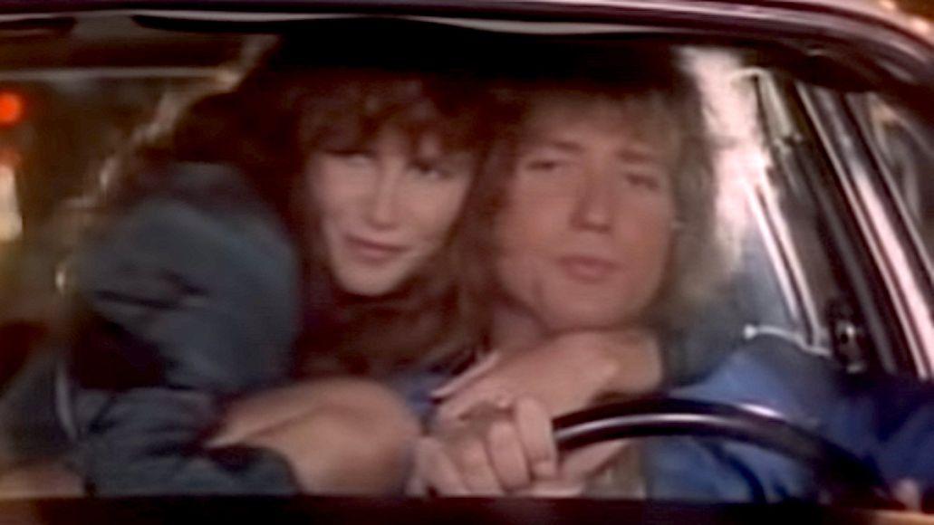 Tawny Kitaen Whitesnake Here I Go Again video
