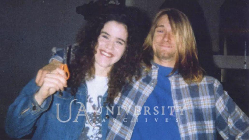 Tessa Osbourne and Kurt Cobain