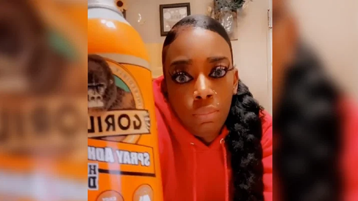 """Gorilla Glue Girl Files Cease and Desist Over """"My Hair, It Don't Move"""" Sample in Viral Song"""