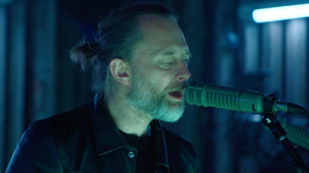 Thom Yorke Smile