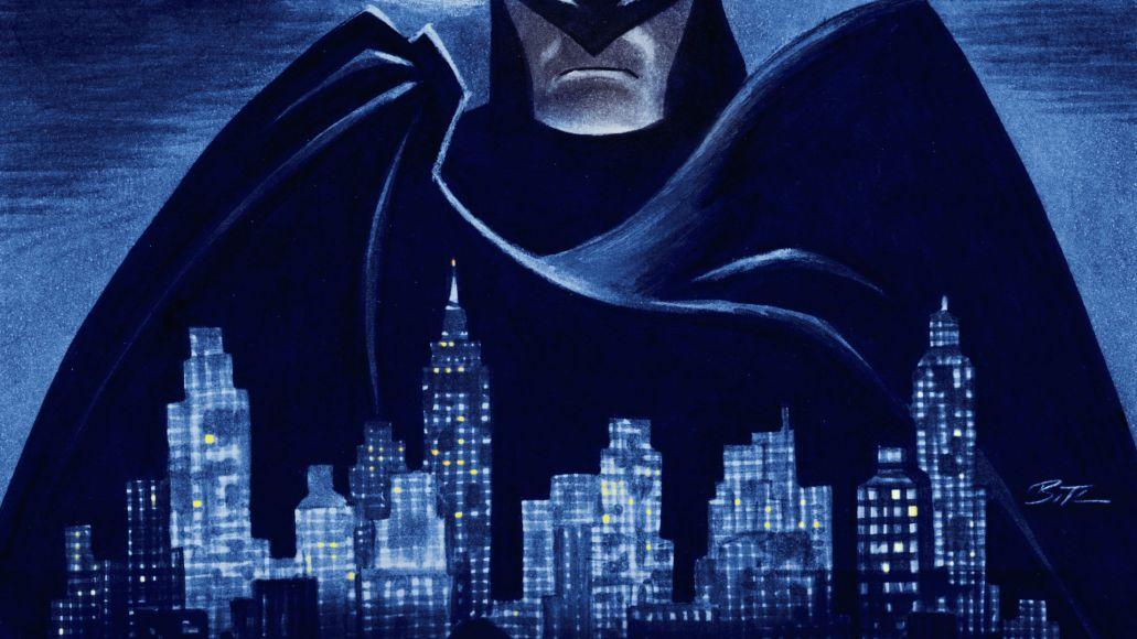 batman caped crusader poster Animated Batman Series from Matt Reeves and J.J. Abrams Coming to HBO Max
