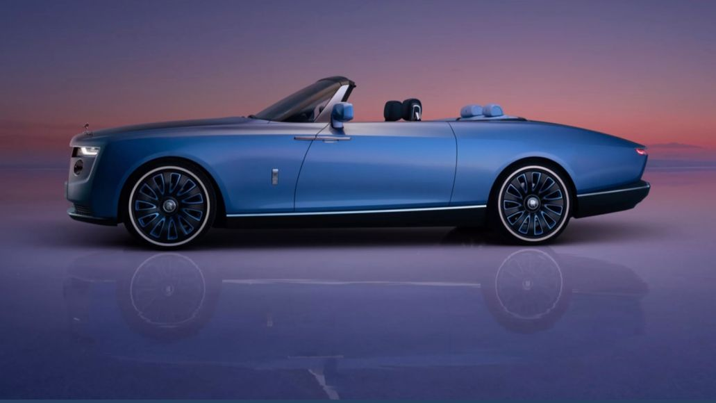 Jay-z beyonce most expensive car boat tail rolls royce
