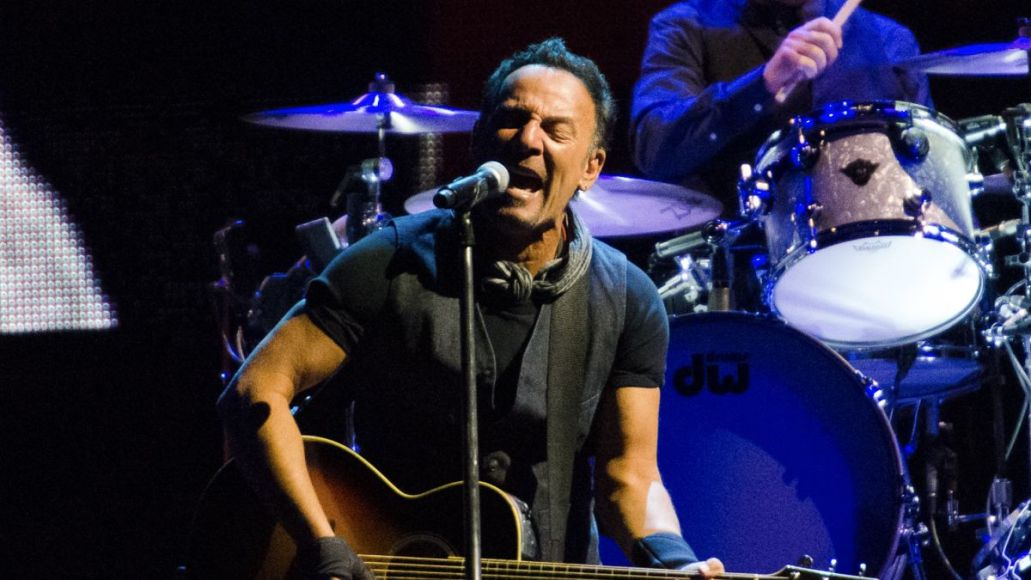 bruce springsteen 2021 woody guthrie prize