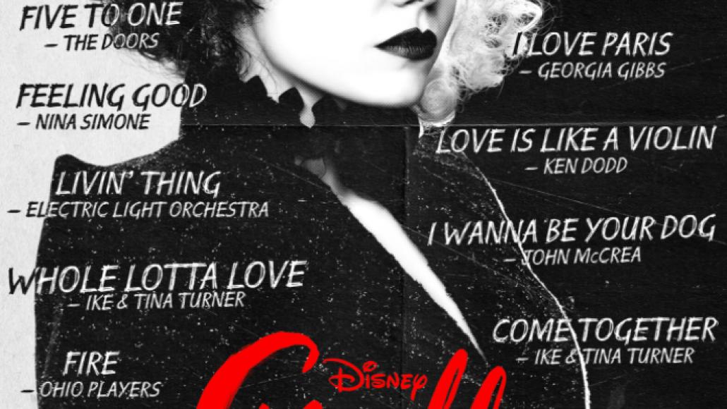 cruella soundtrack  Florence and The Machine Contributes New Song to Disneys Cruella Soundtrack